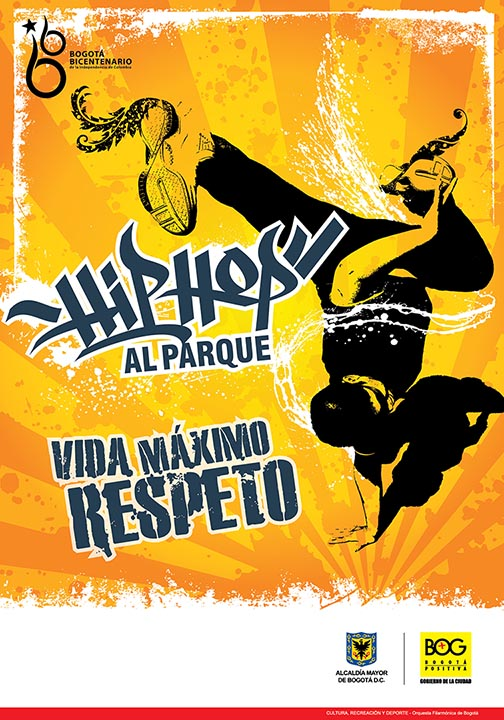 Proposal – Hip-Hop al Parque
