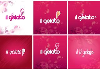 il Gelato – Logo pitch